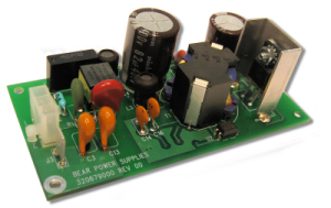 BEAR custom power supply for utility monitoring