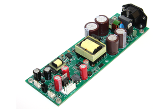 Custom medical power supply with CF-rated and BF-rated outputs