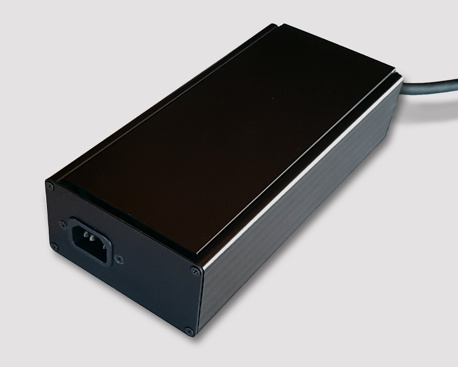 Custom battery charger for electric vehicle application